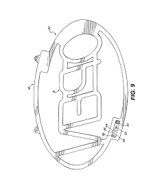 method and apparatus for providing a simulated neon sign diagram schematic and image 08 [ 1024 x 1320 Pixel ]