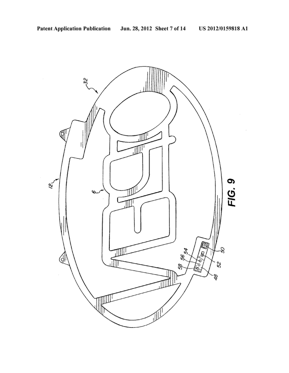 medium resolution of method and apparatus for providing a simulated neon sign diagram schematic and image 08