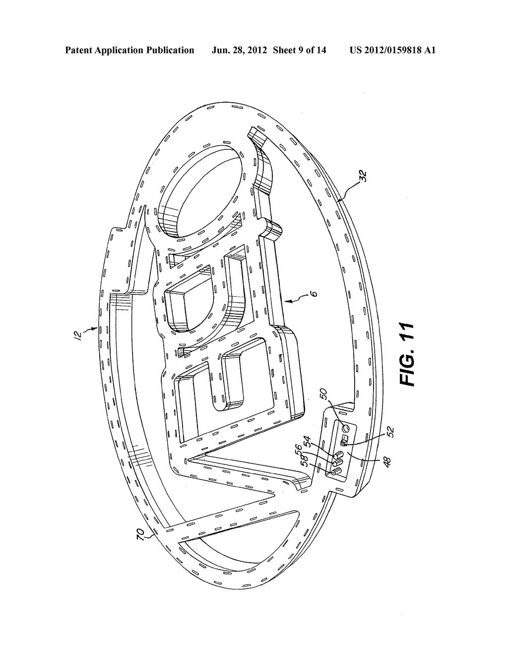 hight resolution of method and apparatus for providing a simulated neon sign diagram schematic and image 10