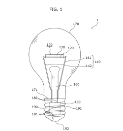 light bulb shaped lamp diagram schematic and image 02 led light bulb schematics light bulb schematic [ 1024 x 1320 Pixel ]