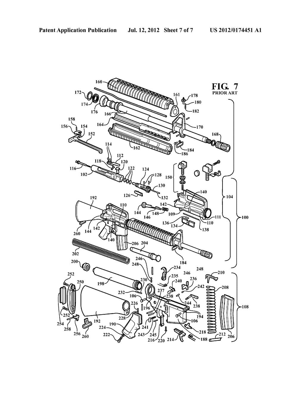 Ar 15 Lower Receiver Schematic AR-15 Manual PDF ~ Elsavadorla