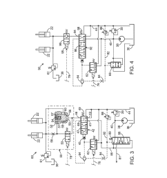 valve control valve circuit for operating a single acting hydraulic cylinder diagram schematic and image 03 [ 1024 x 1320 Pixel ]