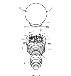 led light bulb led light bulb diagram led lightbulb diagram [ 1024 x 1320 Pixel ]