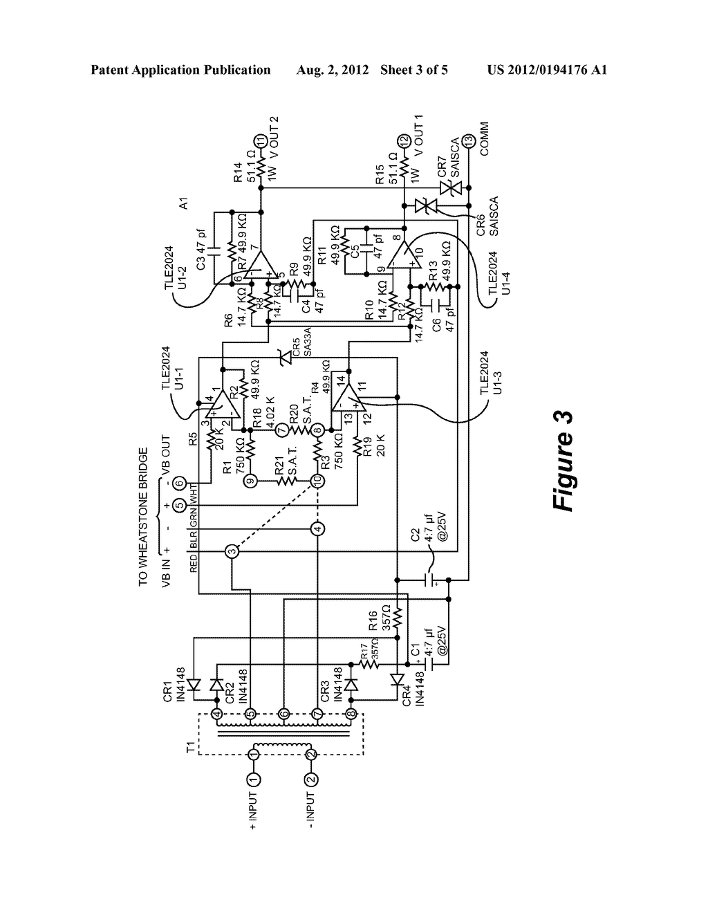 hight resolution of electronic interface for lvdt type pressure transducers using piezoresistive sensors diagram schematic and image 04
