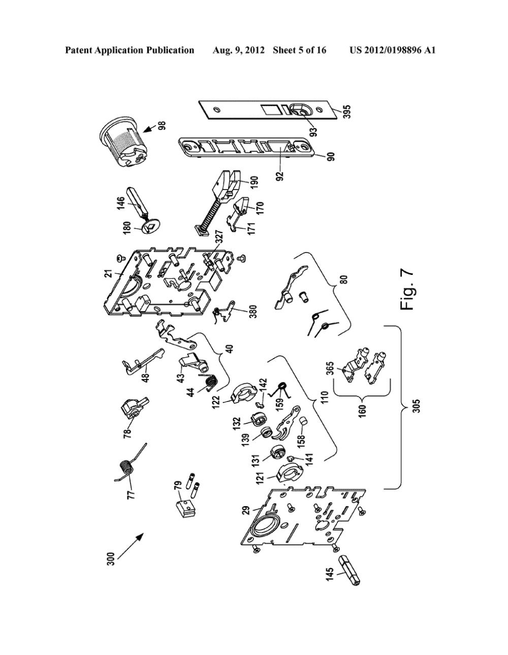 medium resolution of mortise lock assembly diagram schematic and image 06 mortise lock diagram mortise lock repair diagram