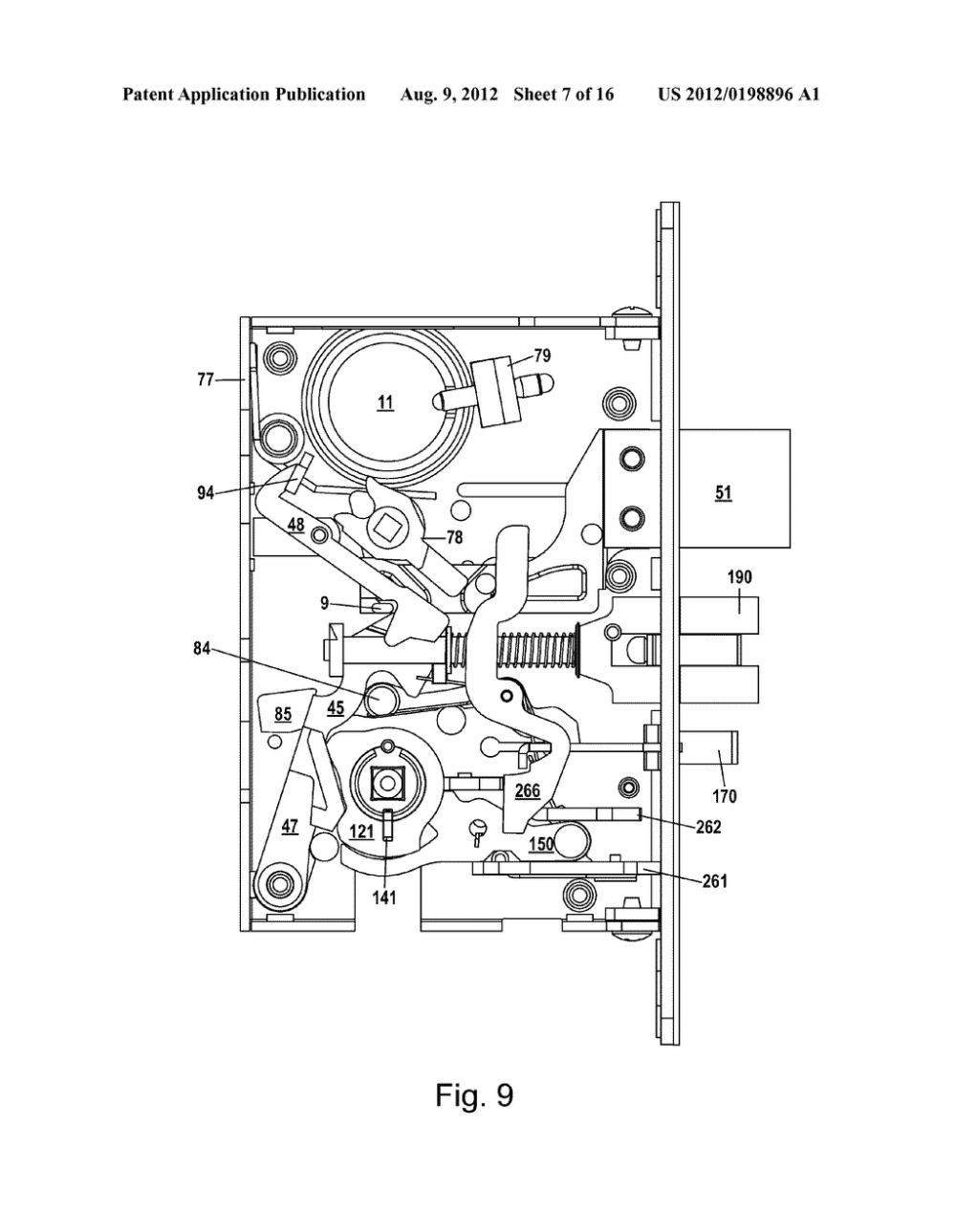 medium resolution of mortise lock diagram