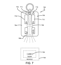 key fob indicator apparatus diagram schematic and image 04 key fob repair key fob schematic [ 1024 x 1320 Pixel ]