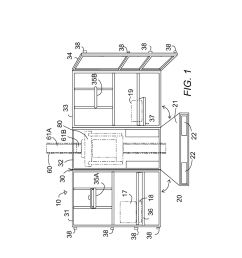 metal transport frame base and workstation for panoramic dental x ray machine diagram schematic and image 02 [ 1024 x 1320 Pixel ]