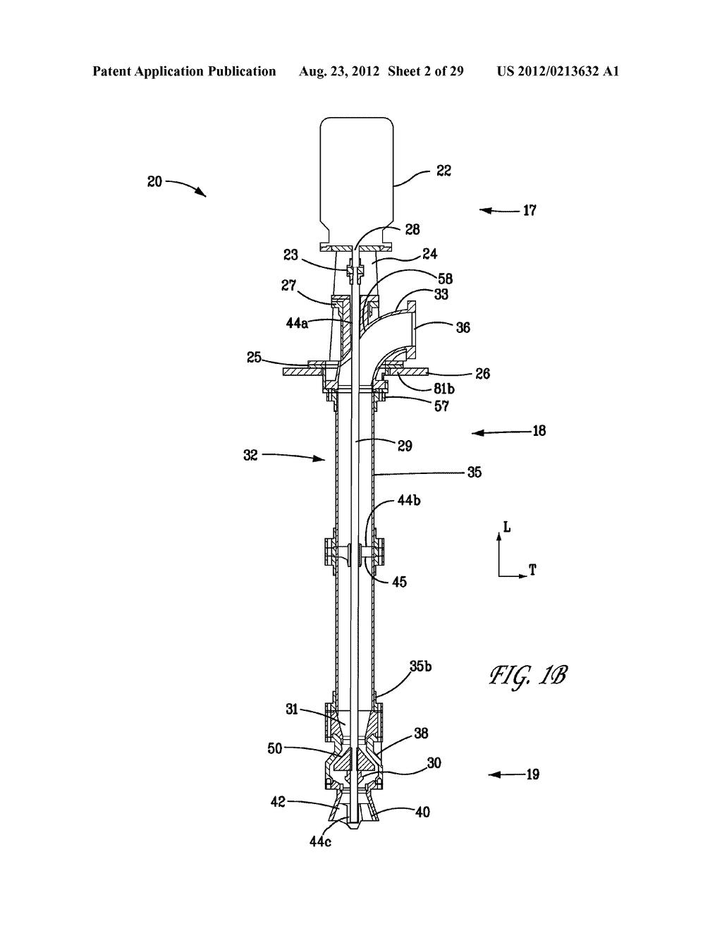 Vertical Can Pump Diagrams