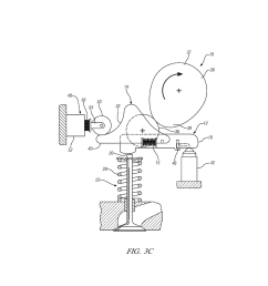 variable valve actuation mechanism for overhead cam engines with an oscillating sliding follower diagram schematic and image 06 [ 1024 x 1320 Pixel ]