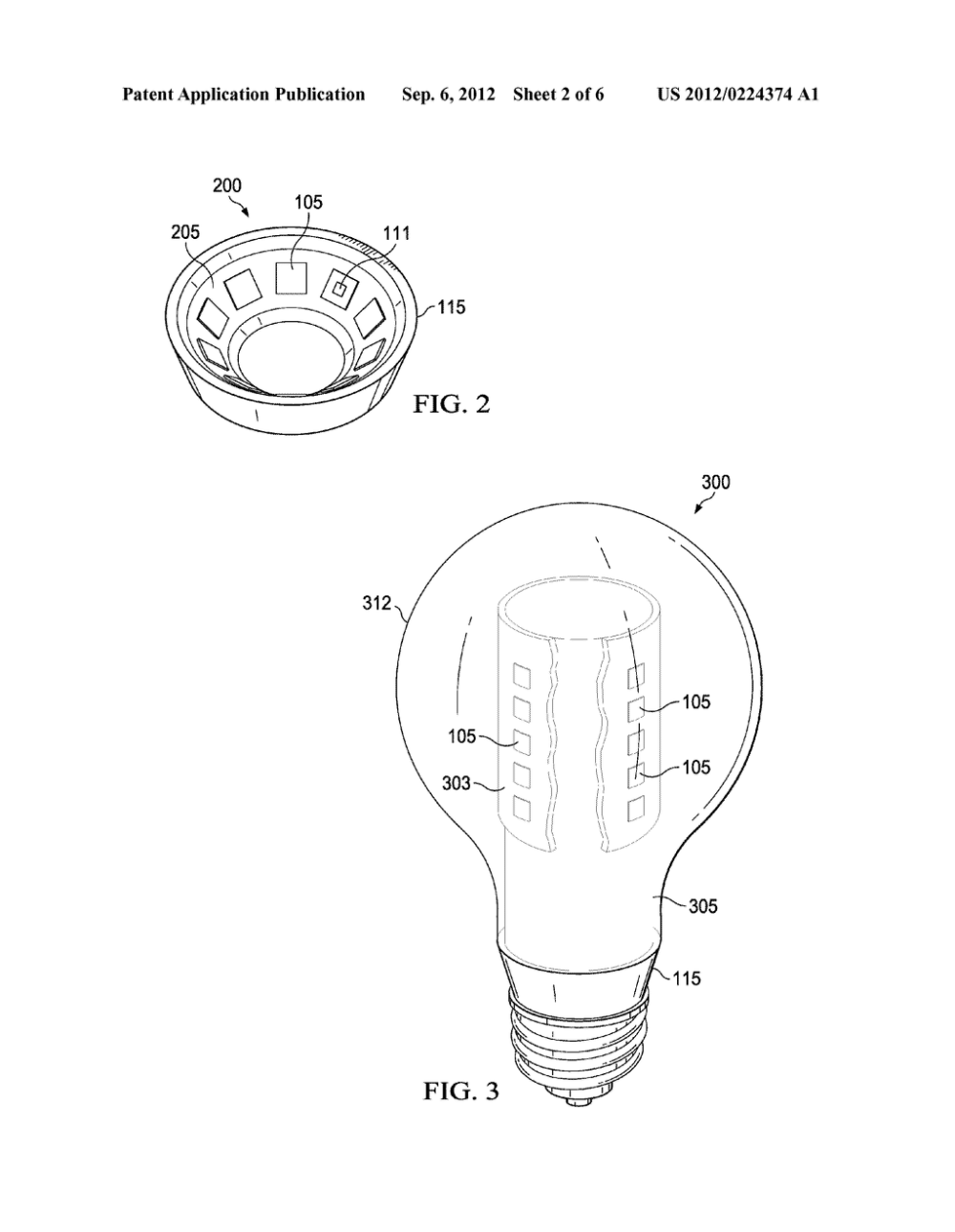 medium resolution of light emitting diode light bulb and incandescent lamp conversion apparatus diagram schematic and image 03
