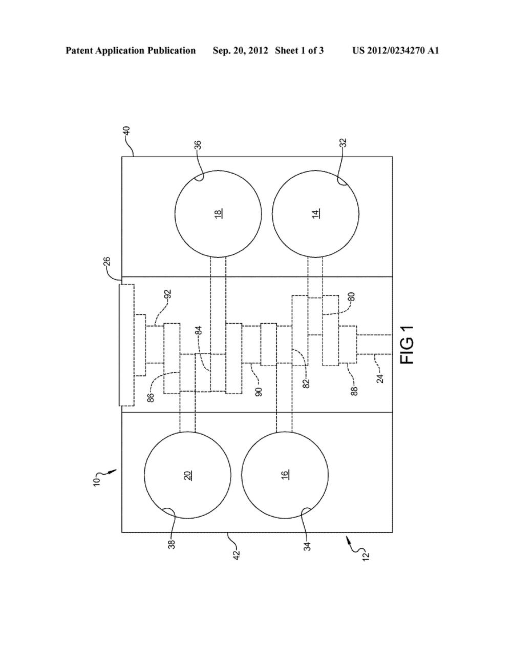 medium resolution of engine assembly including crankshaft for v4 arrangement diagram rh patentsencyclopedia com i4 engine diagram s10 engine