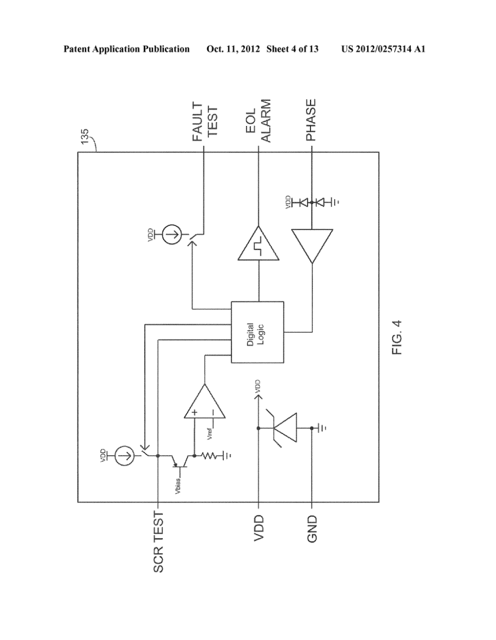 medium resolution of ground fault circuit interrupter gfci monitor diagram schematic and image 05