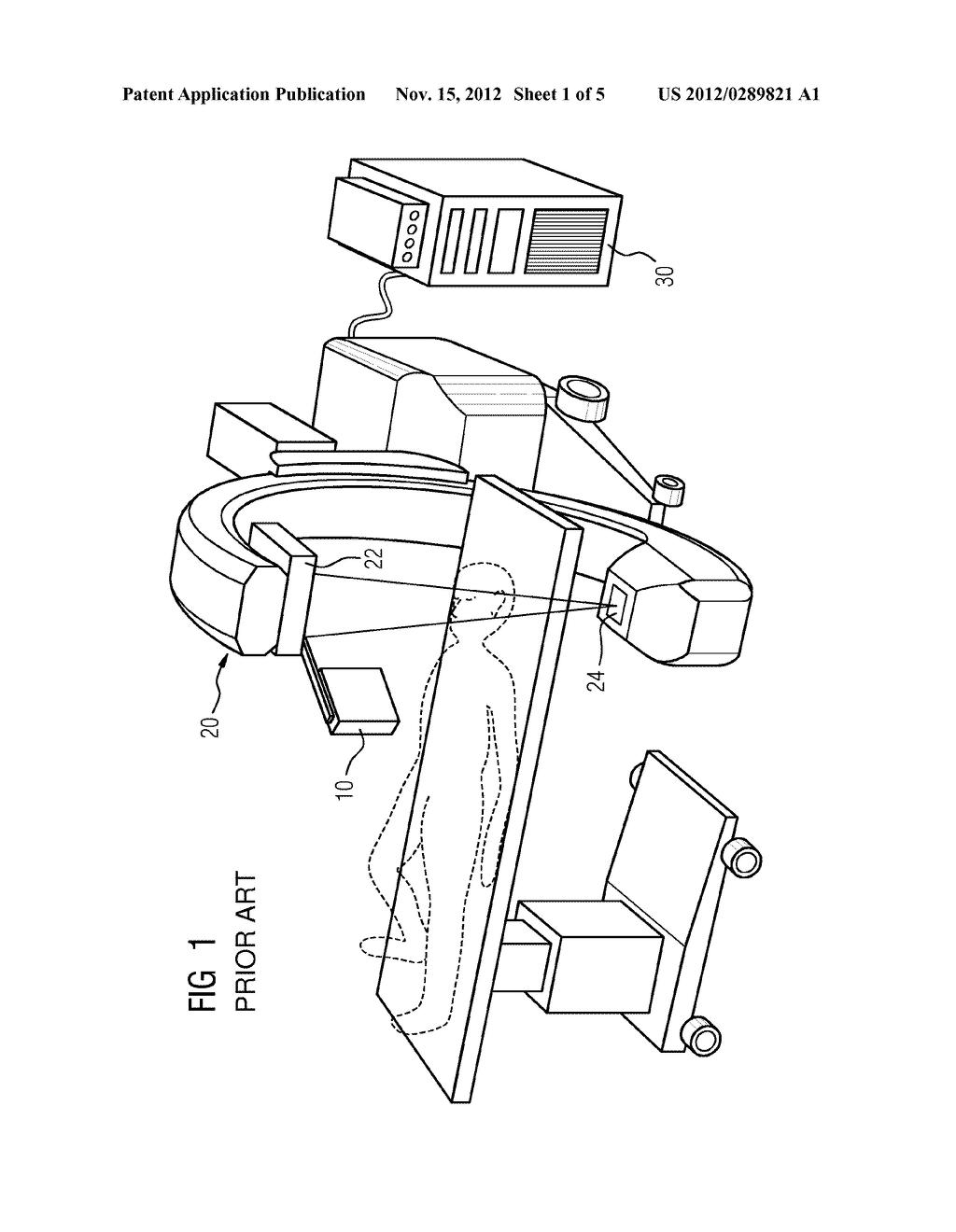 C Arm Diagram