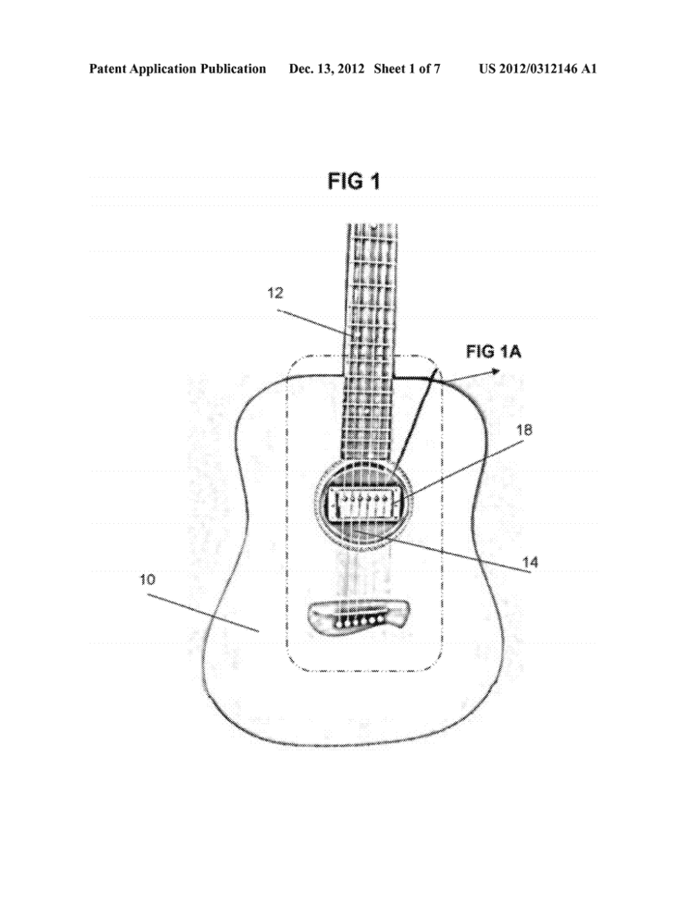 medium resolution of interface adapter for installation of a standard magnetic pickup into an acoustic guitar sound hole diagram schematic and image 02