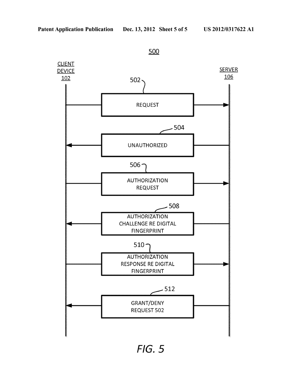 hight resolution of hardware identity in multi factor authentication at the application layer diagram schematic and image 06