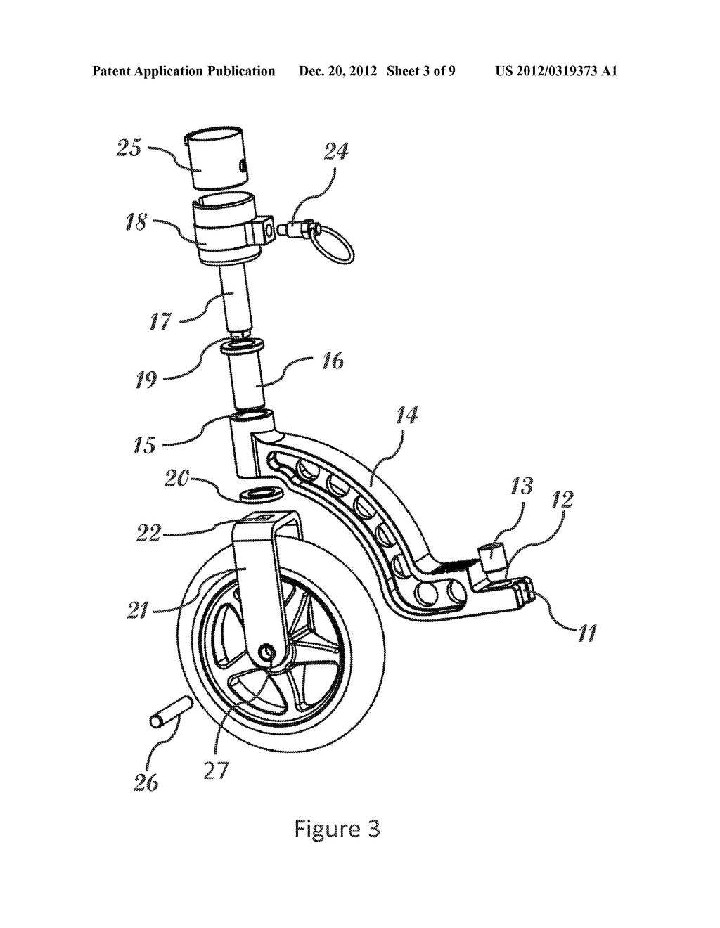 hight resolution of scooter diagram