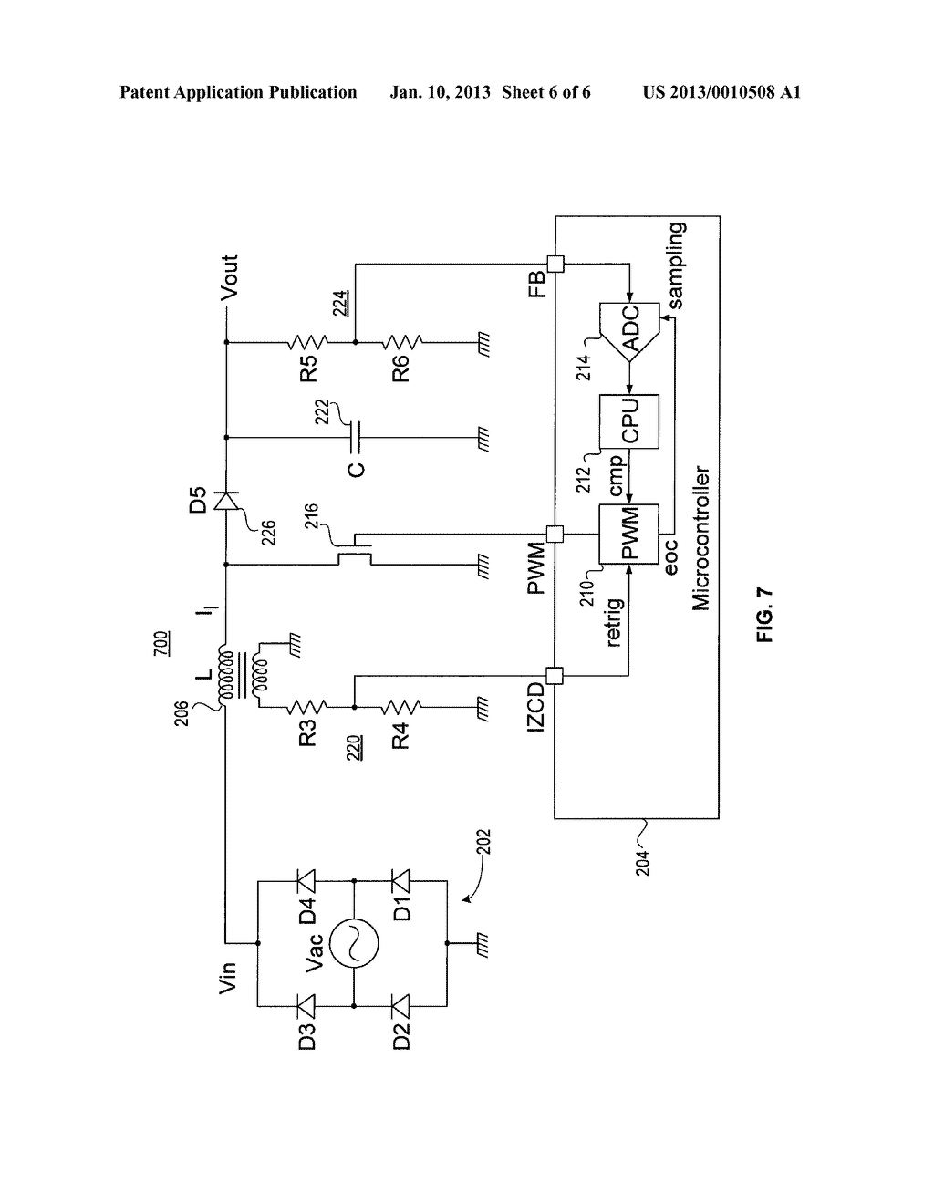 hight resolution of main supply zero crossing detection for pfc converter diagram schematic and image 07