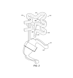 clover shape attachment for implantable floating mass transducer diagram schematic and image 03 [ 1024 x 1320 Pixel ]