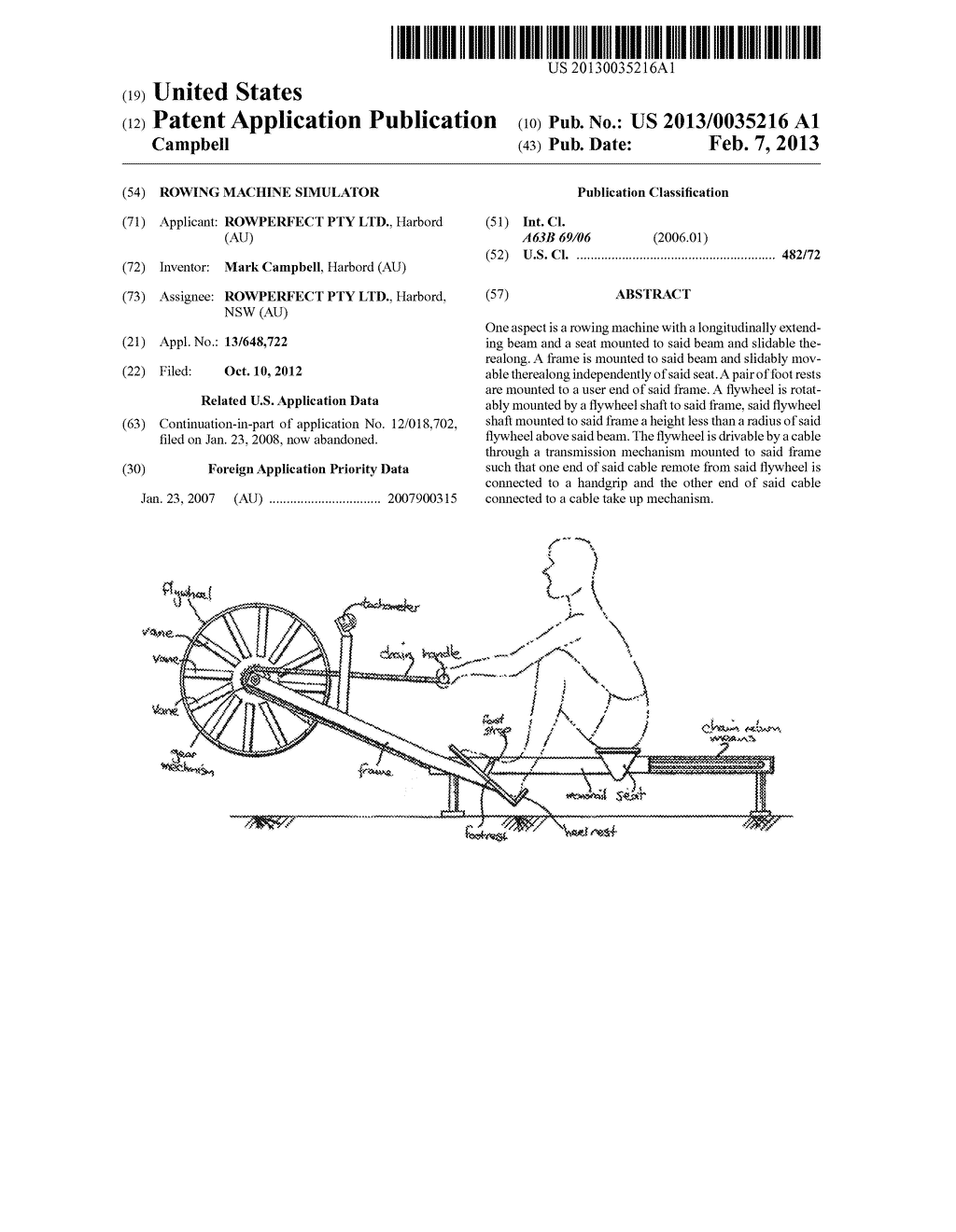 hight resolution of rowing diagram