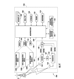 portable wireless communications device including pickpocket notification and related methods diagram schematic and image 05 [ 1024 x 1320 Pixel ]
