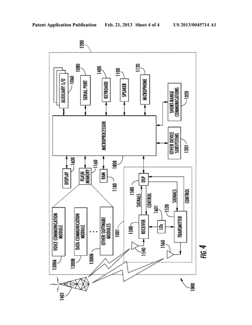 small resolution of portable wireless communications device including pickpocket notification and related methods diagram schematic and image 05