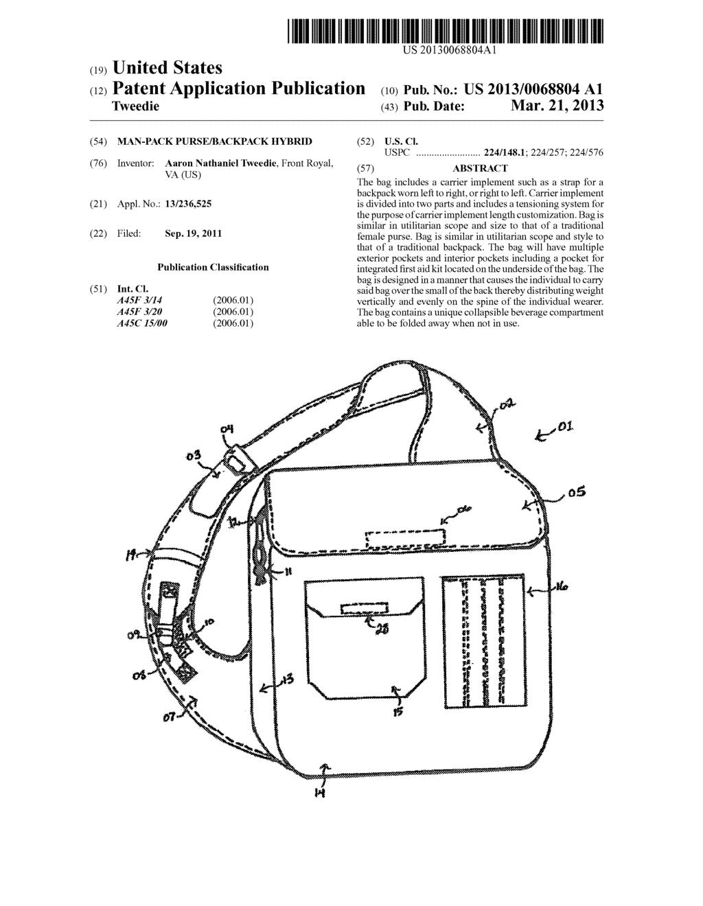 hight resolution of purse diagram