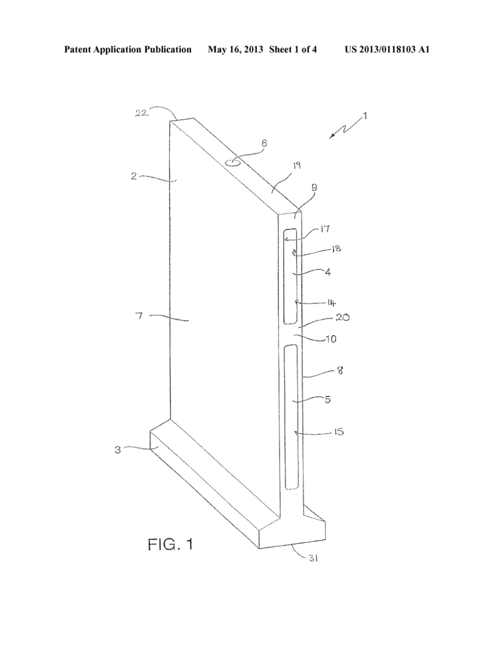 medium resolution of wall schematic wiring libraryprecast wall section and method of building a wall diagram schematic