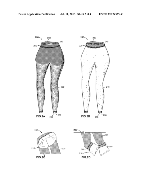 small resolution of hosiery with sheer outer layer and skin color base layer diagram schematic and image 03