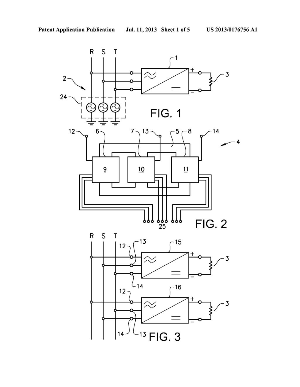 Transformer Rectifier Diagram