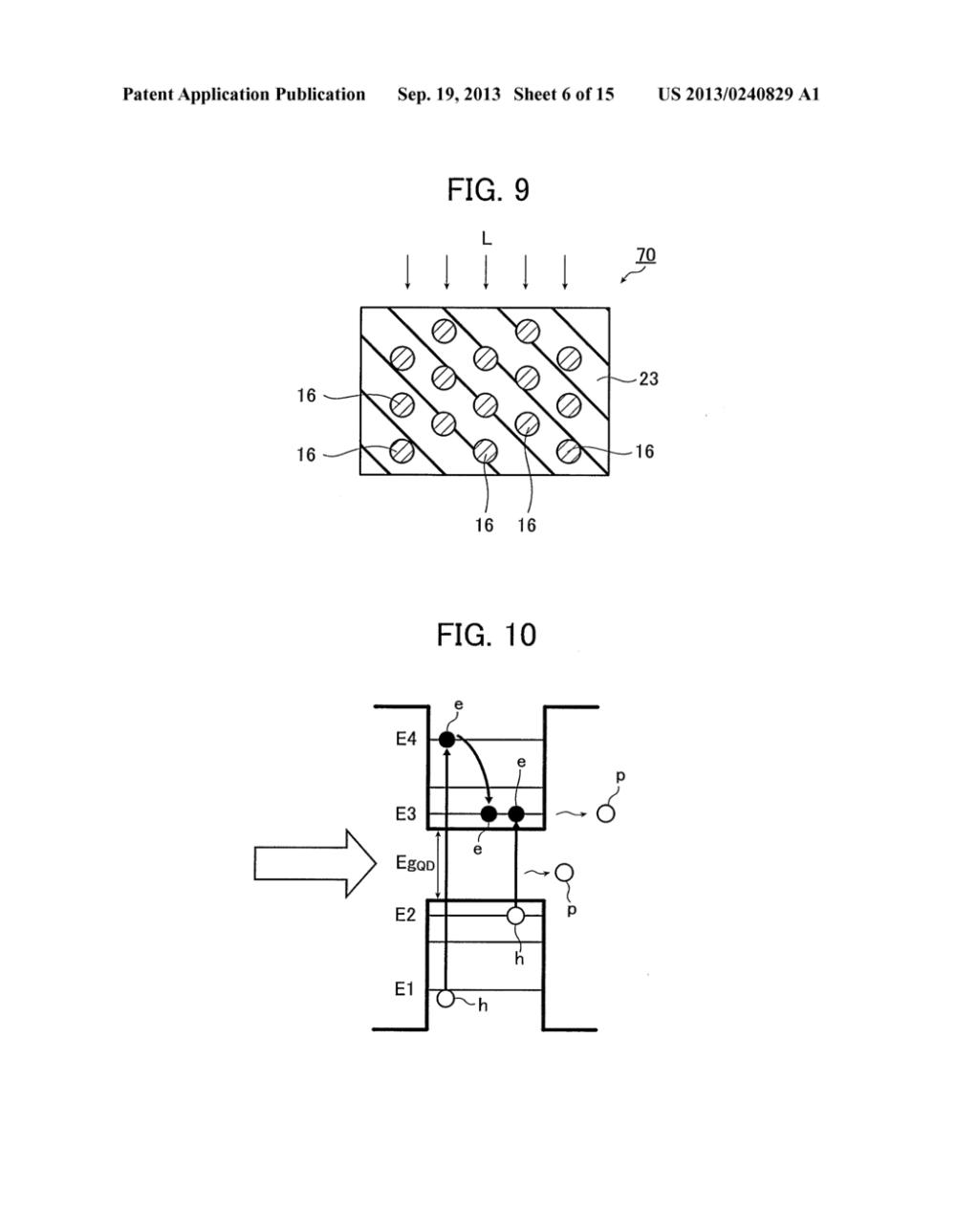 medium resolution of quantum dot structure method for forming quantum dot structure wavelength conversion element light light conversion device and photoelectric conversion