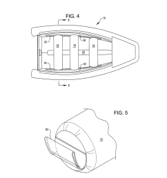 collapsible boat with a folding transom diagram schematic and image 04 [ 1024 x 1320 Pixel ]