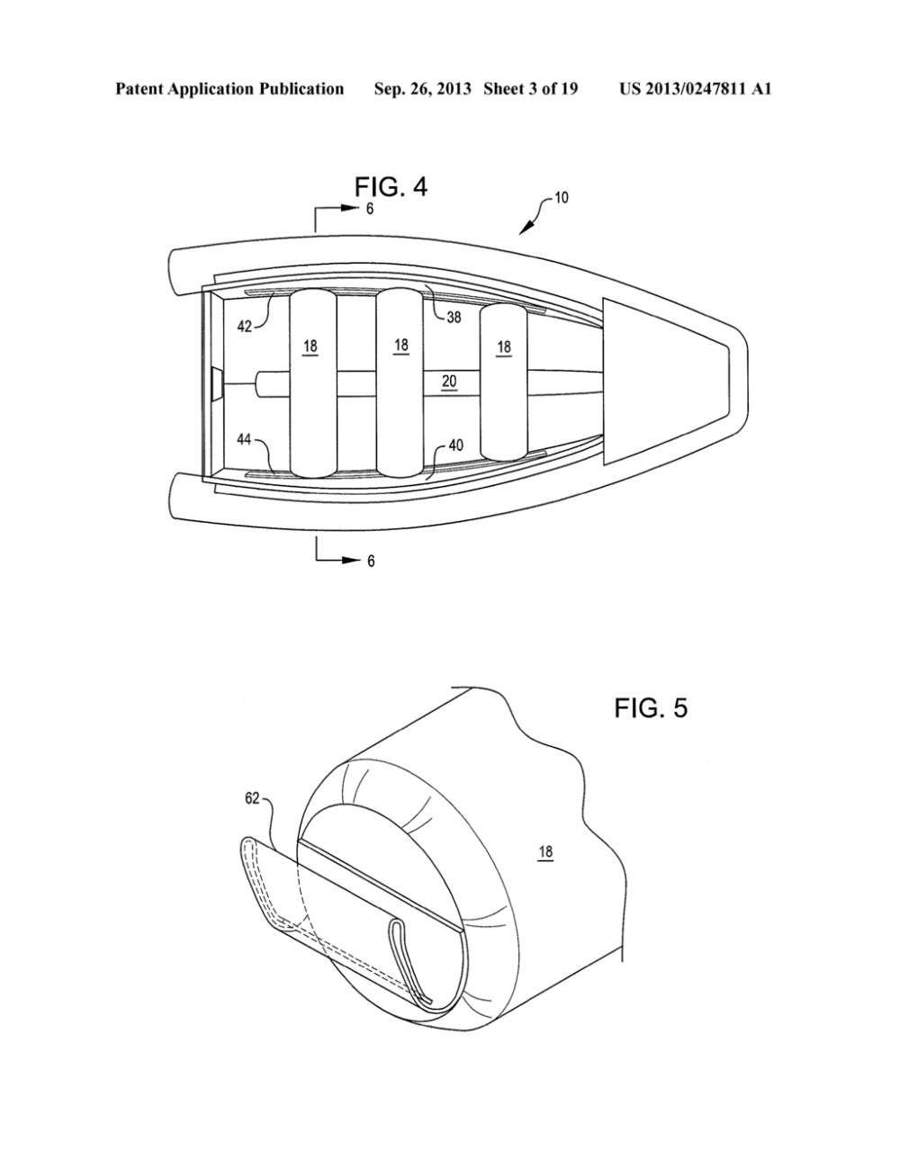 medium resolution of collapsible boat with a folding transom diagram schematic and image 04
