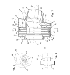 disc damper for charge air lines of an internal combustion engine having a turbocharger diagram schematic and image 02 [ 1024 x 1320 Pixel ]