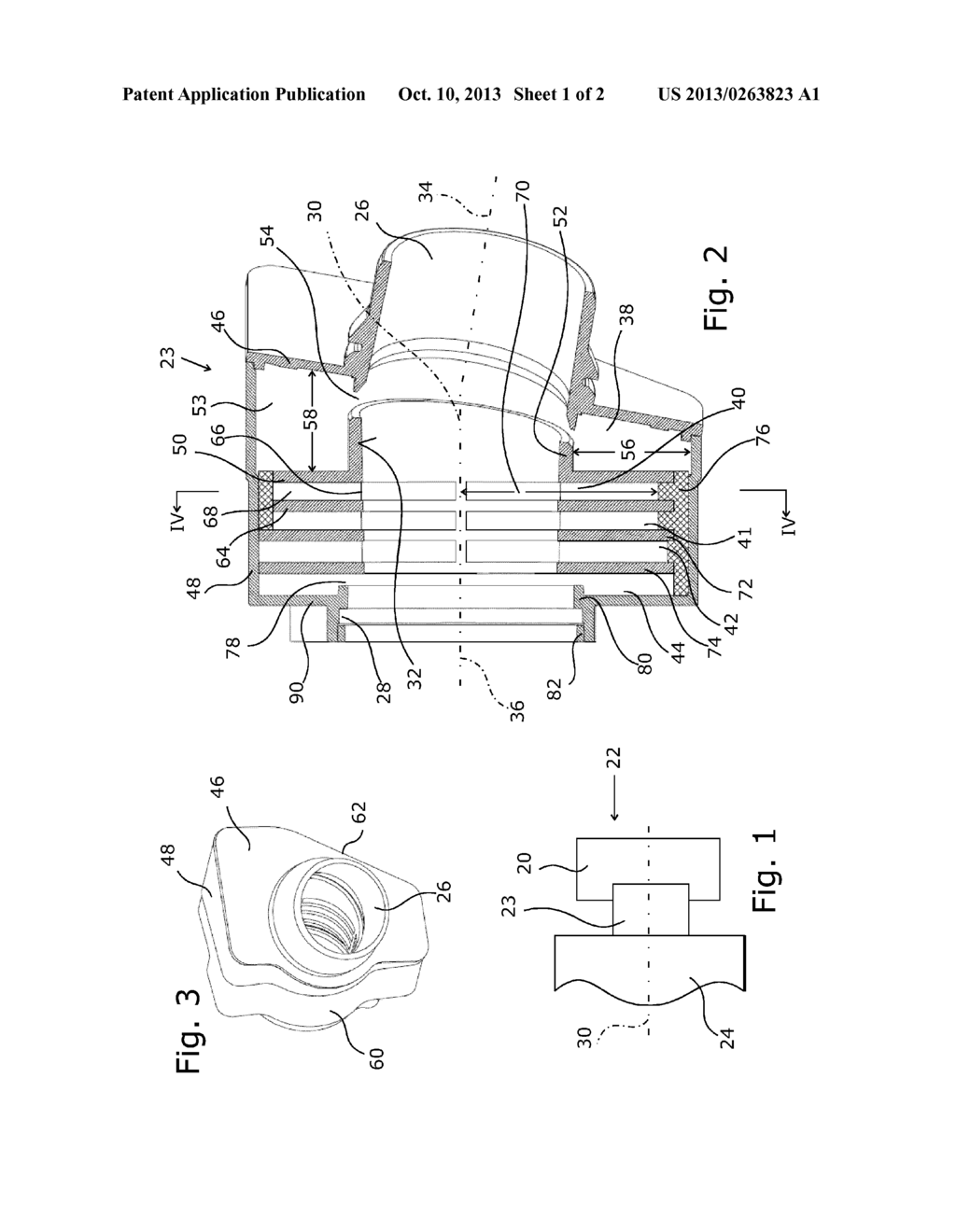 hight resolution of disc damper for charge air lines of an internal combustion engine having a turbocharger diagram schematic and image 02