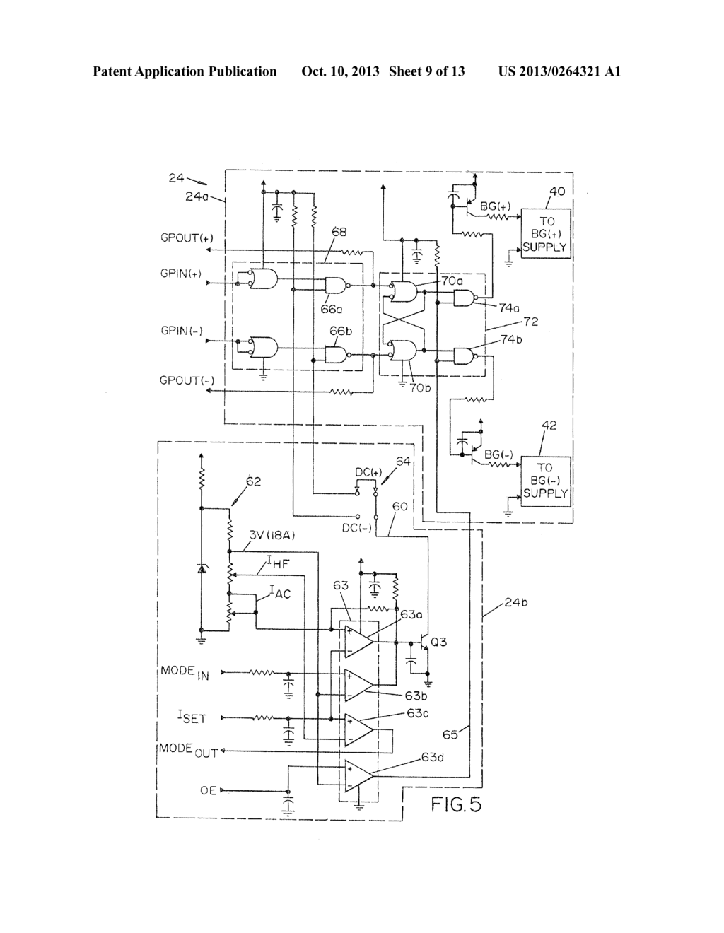 a wiring diagram for the microwave transformer