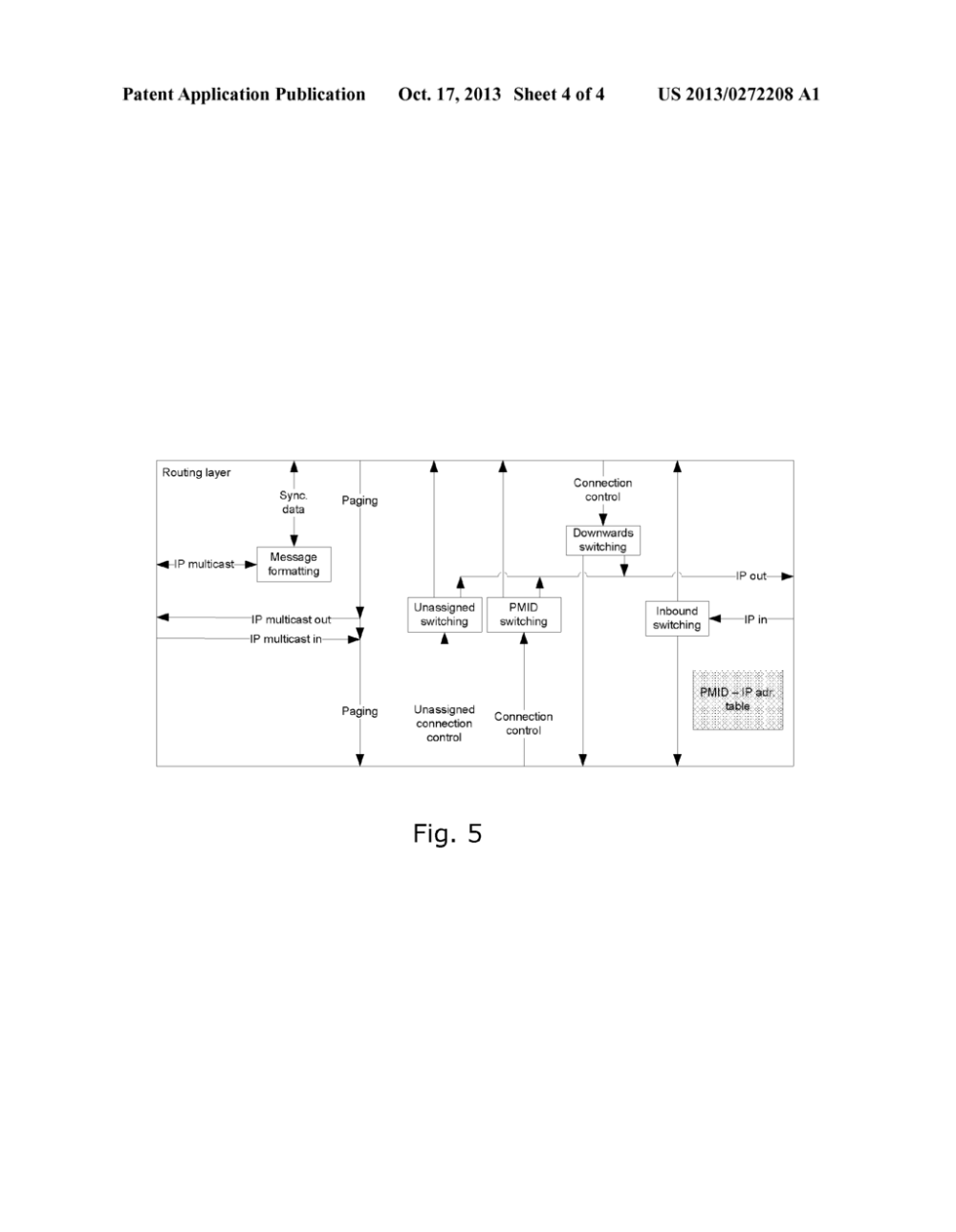 medium resolution of scalable wireless multicell voip architecture diagram schematic and image 05
