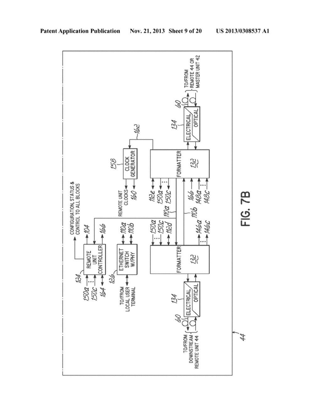 medium resolution of distributed antenna system for wireless network systems diagramdistributed antenna system for wireless network systems diagram