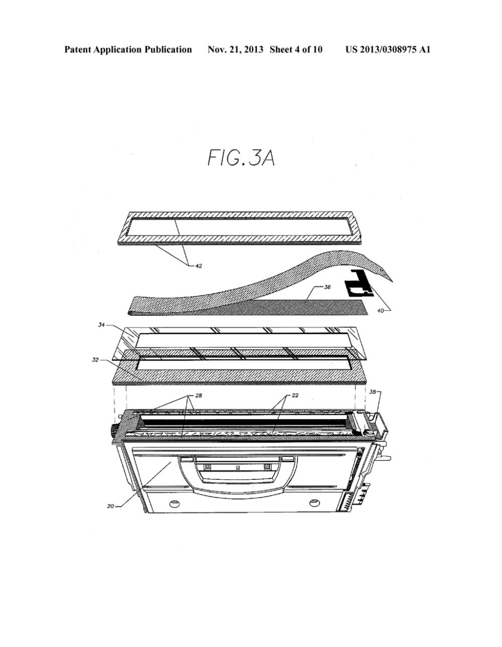 medium resolution of laser printer toner cartridge seal and method diagram schematic and image 05