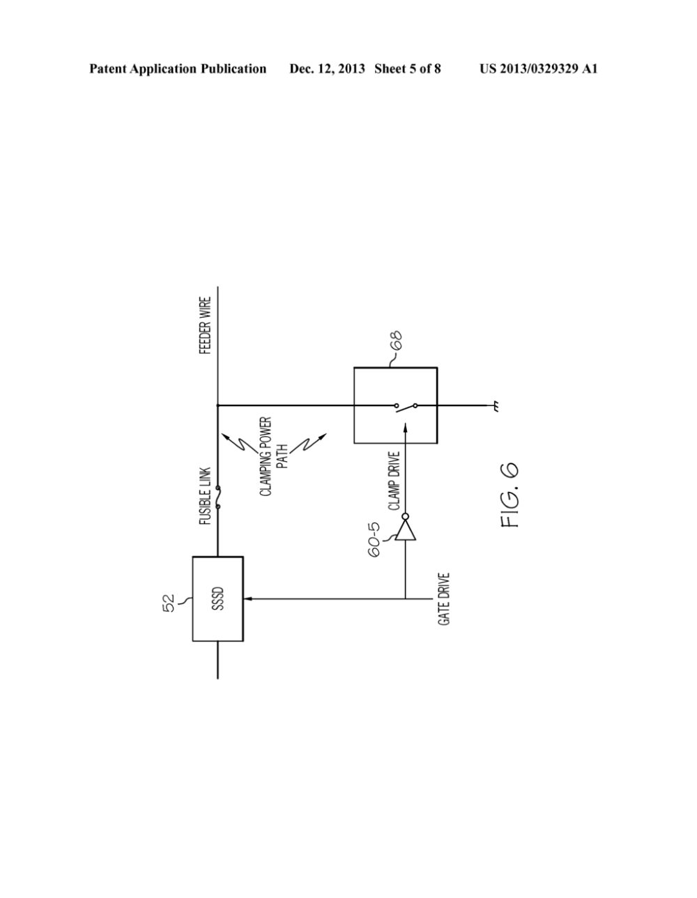 medium resolution of solid state power control system for aircraft high voltage dc power distribution diagram schematic and image 06