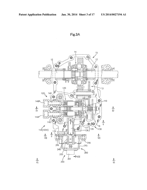 small resolution of hydraulic motor unit and hydraulic four wheel drive working vehicle diagram schematic and image 04