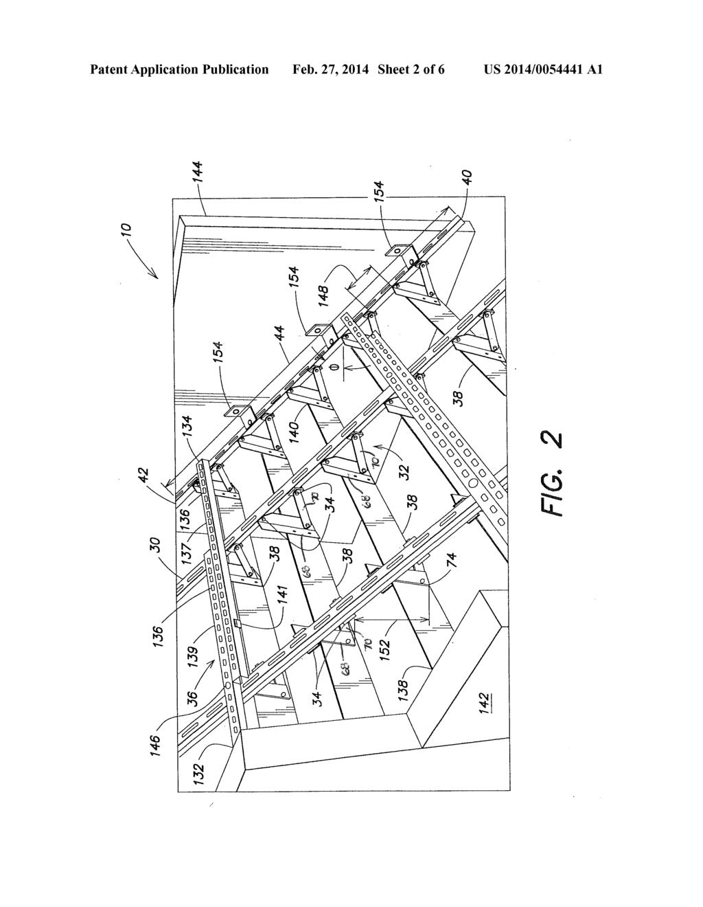 Stairway Diagram