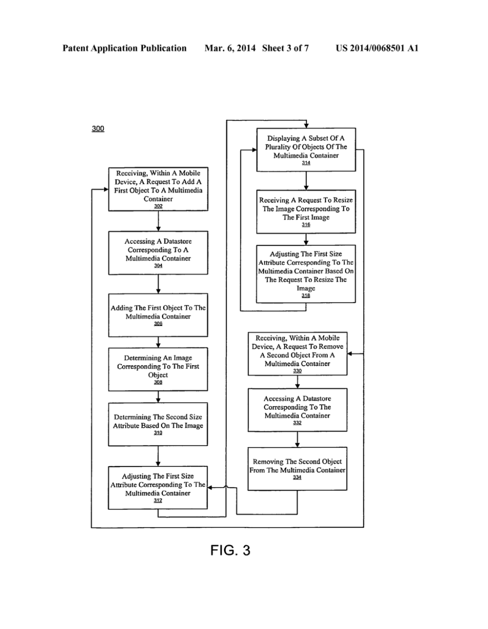 medium resolution of system and method for home screen navigation diagram schematic and image 04