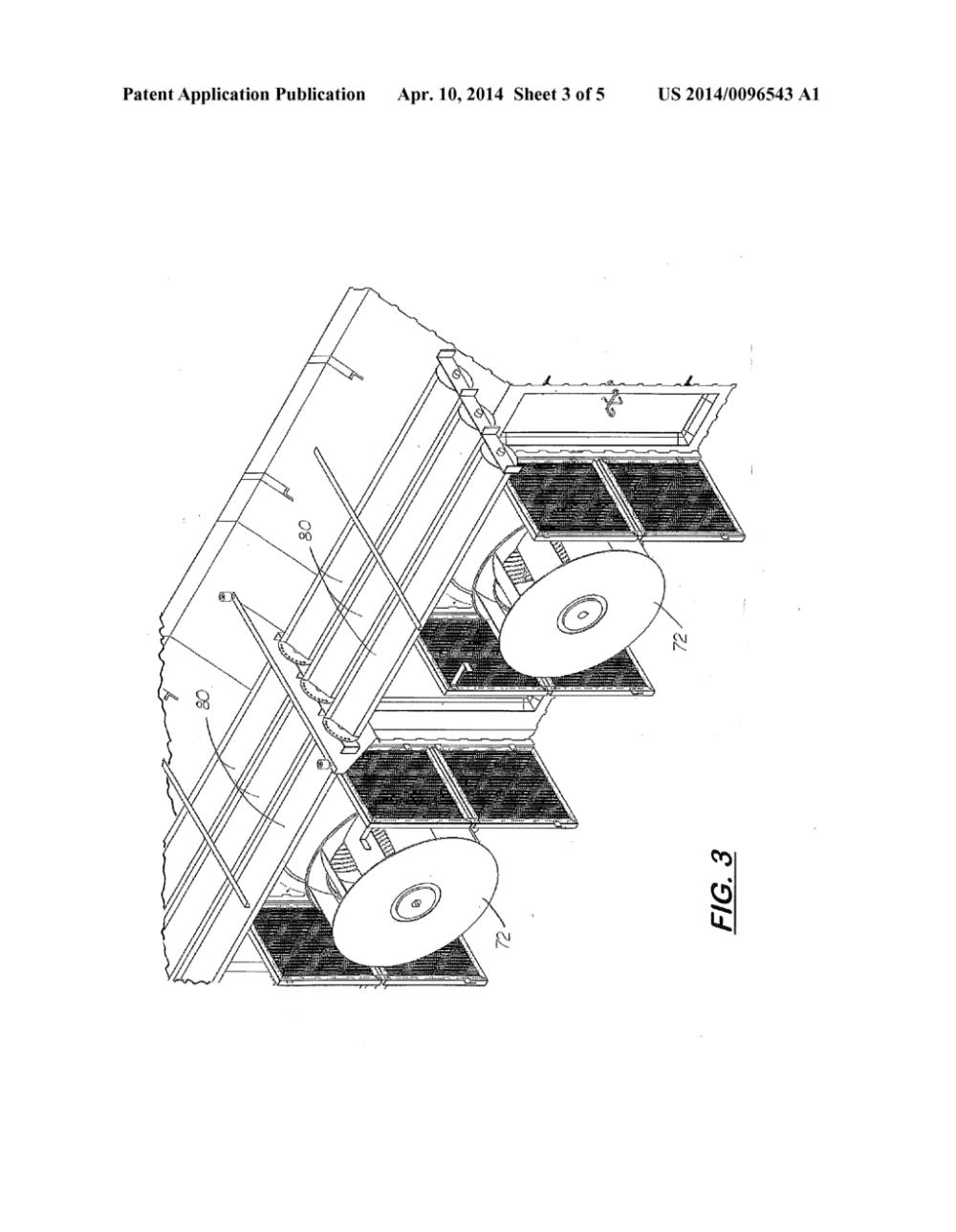 medium resolution of fluidized bed conveyor belt freezer system diagram schematic and image 04