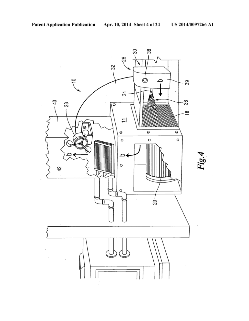 medium resolution of scent disperser arrangement in an hvac system diagram schematic and image 05
