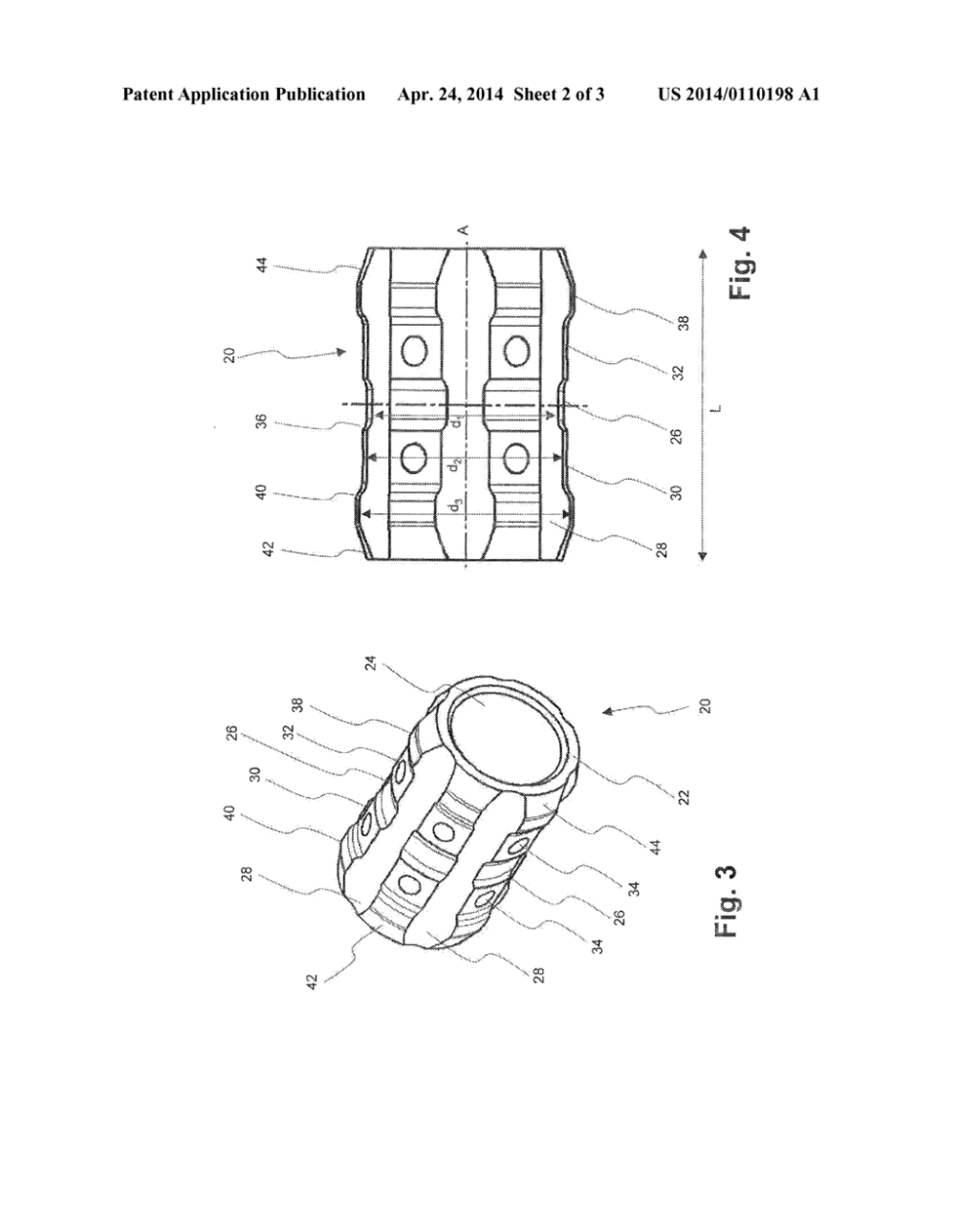 medium resolution of bolt guide device for a floating caliper disc brake and corresponding floating caliper disc brake diagram schematic and image 03