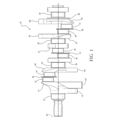 90 Degree Diagram Blaupunkt Cd30 Wiring Four Counterweight Crankshaft For V6 Engine Schematic And Image 02