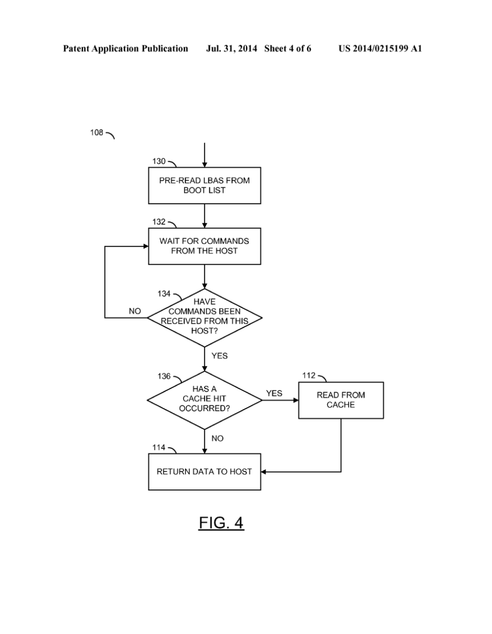 medium resolution of fast boot list to speed booting an operating system diagram schematic and image 05