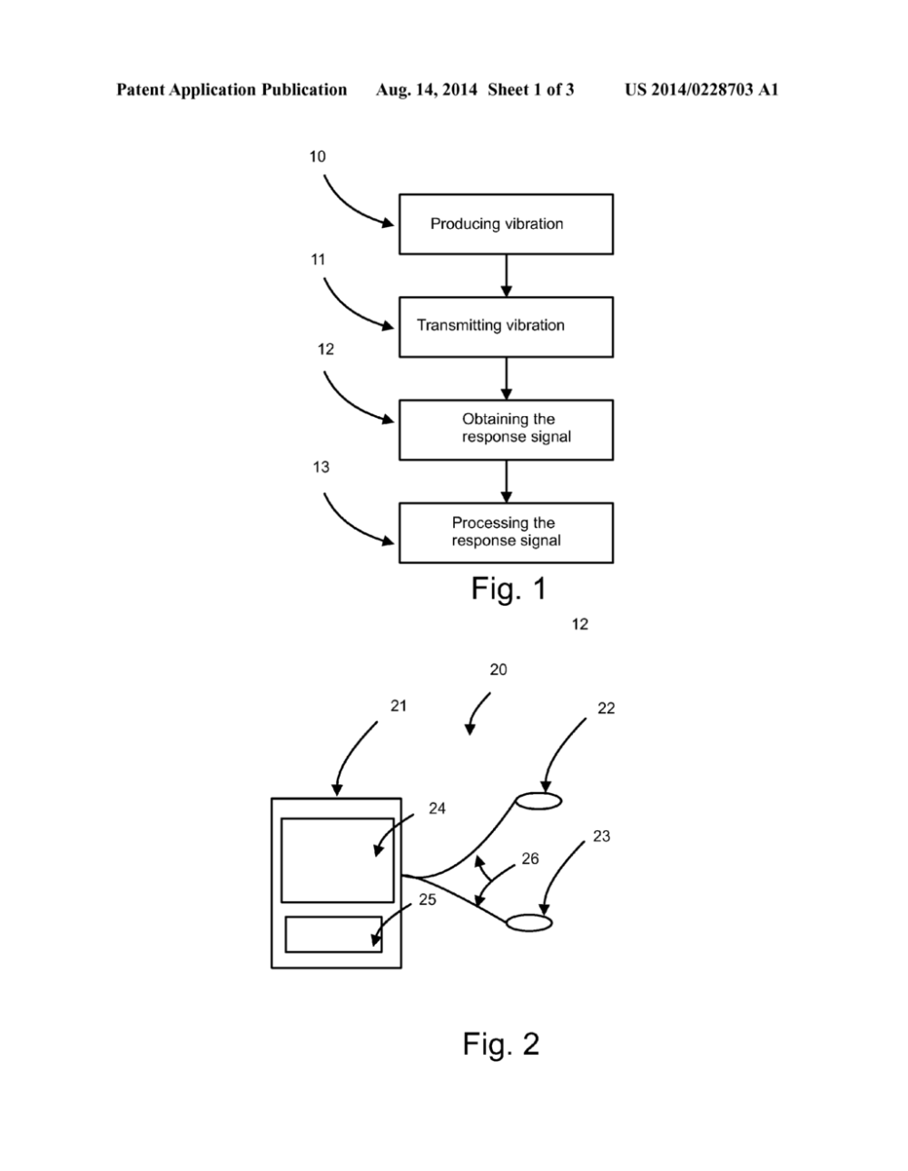 medium resolution of device and method for measuring vibration transmittance of sternum diagram schematic and image 02