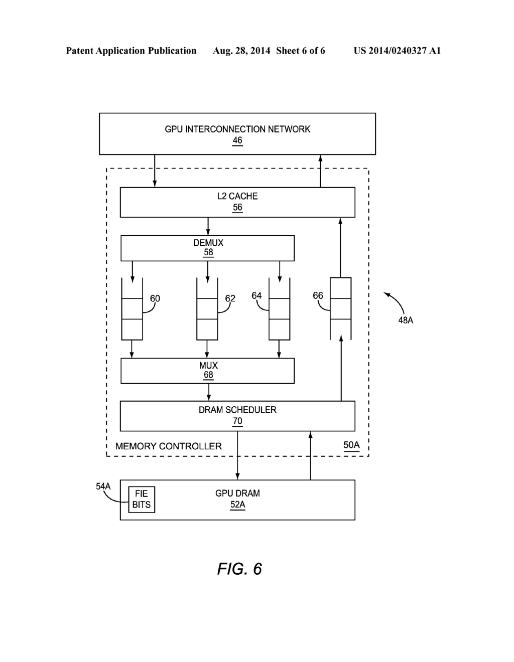 hight resolution of fine grained cpu gpu synchronization using full empty bits diagram schematic